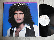 Gino Vannelli ‎– The Best Of Gino Vannelli - ‎LP