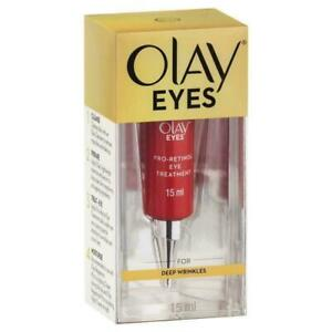 Olay Eyes Pro-Retinol Anti-Ageing Eye Cream Treatment 15ml