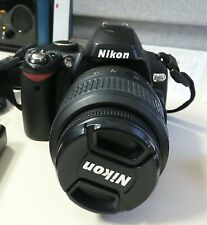 Nikon D60 10.2MP Digital SLR Camera -  (w/ 18-55mm Lens) USED!