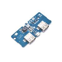 18650 Dual Micro USB 3,7 V bis 5 V 2A Boost Lithium-Ladegerät Step Up Mod CwD$N