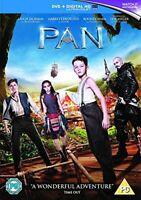 Pan [DVD] [2015] [DVD][Region 2]