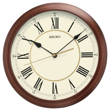 *BRAND NEW*  Seiko Classical Time Wall Clock QXA597ALH