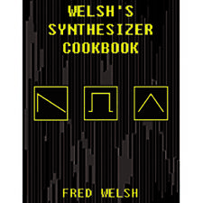 WELSHS SYNTHESIZER COOKBOOK works with Ensoniq ESQ-1 SQ-80 VFX SD-1 and TS-10