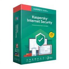 Antivirus Kaspersky 2019 4 US Internet Security