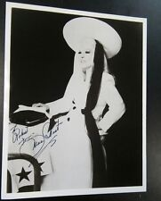 """Mae West Autograph - Signed & Inscribed 8""""x10"""" B/W Photograph"""