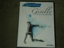 Russian Ballet - Giselle (DVD, 2017) sealed