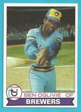 1979 Topps #519 Ben Oglivie Milwaukee Brewers