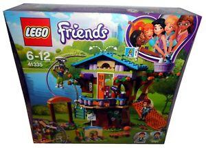 LEGO FRIENDS 41335 MIA'S TREE HOUSE *BNIB - MINOR CREASING*