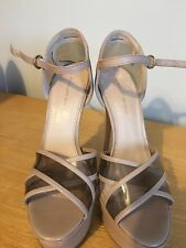 Sexy Tacón Sandel damas zapatos talla 5