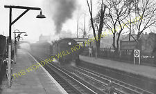 George Lane (South Woodford) Railway Station Photo. Snaresbrook - Woodford. (6)