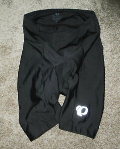 PEARL IZUMI Compression Cycling Shorts SELECT Series BLACK Padded Womens NEW Md