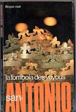 SAN-ANTONIO n°68 # LA TOMBOLA DES VOYOUS # 02/1977 F2