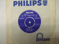PB.972 Marty Wilde - Its Been Nice / Bad Boy - 1959
