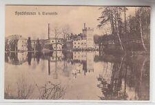 69867 Ak Spechtshausen bei Eberswalde um 1920