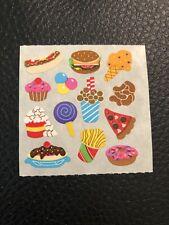 Sandylion Vintage stickers - Fast Food And Desserts