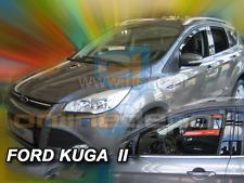 Windabweiser FORD KUGA II 5-türer 2012-heute 2-tlg HEKO dunkel Regenabweiser