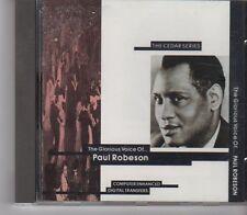(FX346) Paul Robeson: Ol' Man River - 1990 CD