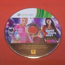 Grand Theft Auto IV: The Lost and Damned + THE BALLAD OF GAY TONY (XBOX 360)