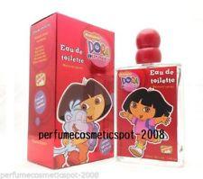 NIB DORA L'EXPLORATRICE NICKELODEON GIRLS 3.4 OZ / 100 ML EAU DE TOILETTE SPRAY