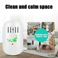 Portable USB Air Purifier Ozone Generator Sterilizer Remov Top NEW Q3N9