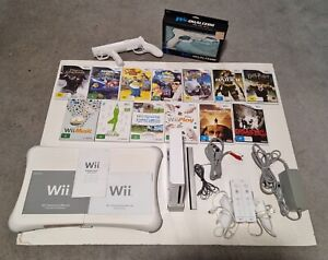Ultimate Nintendo Wii Console Bundle - All Fully Operational