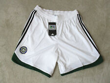NEW Adidas Colorado Rapids Soccer Shorts Adult Large White Major League Soccer