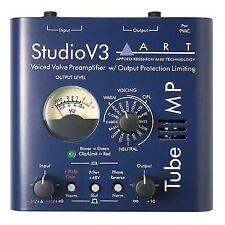 Art Tube MP Studio V3 Microphone Instrument Preamp