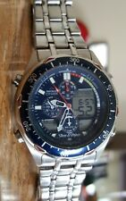 Citizen Stars & Stripes Mens 42mn Chronograph Watch Americas Cup C320-Q01377