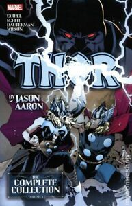 Thor TPB By Jason Aaron The Complete Collection #4-1ST VF 2021 Stock Image