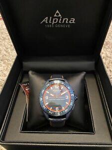 NEW Alpina AlpinerX HSW Pro Digital Analog Hybrid Smartwatch AL-283LNO5NAQ6L