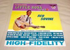 Red Sovine Little Rosa Sealed LP Starday