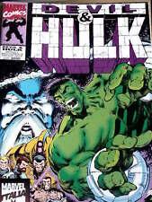 Devil & Hulk n°2 1994 ed. Marvel Italia  [G.186]