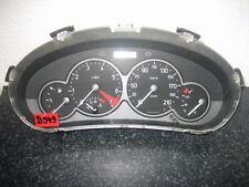 Velocímetro Tachometer instrumento combinado peugeot 206 964340228 0 año 05 cluster Speed d949