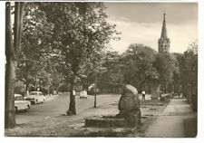 Ak Birkenwerder Kreis Oberhavel, Kirche s/w 1969