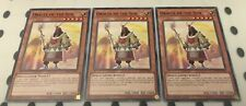 3 x LED5-EN029 - Oracle of the Sun 1st Edition YuGiOh NEW