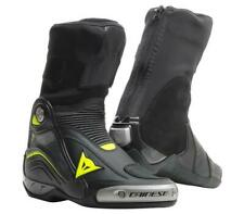 Dainese Axial D1 Boots Black Fluo Yellow - Many Sizes - Fast & FREE Shipping