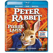 Peter Rabbit Blu Ray + DVD + Digital