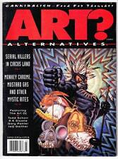 ART? ALTERNATIVES #3 - 1993 magazine - R.K. Sloane, Gary Panter, Jeff Gaither