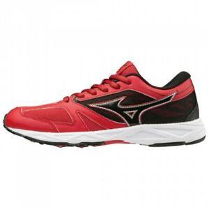 Mizuno Junior Running Shoes SPEED STUDS K1GC1939 Red x Black