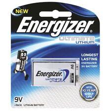 Energizer Ultimate Lithium 9 V Battery