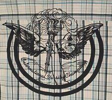 SOUTH POLE Authentic Collection Men Hexagon XXL LS casual dress pocket shirt