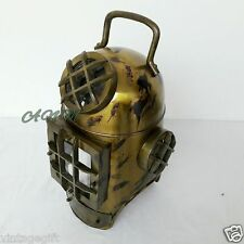 Antique Vintage Replica Diver Helmet Old Nautical Diving Scuba Maritime