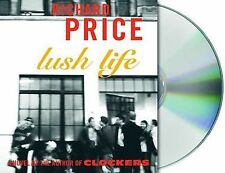 Lush Life by Richard Price (2008, CD, Unabridged) New Factory Sealed! Clockers