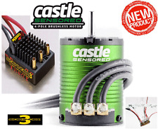 Castle Creations SV3 Waterproof 12v ESC w/ 1406-5700kV Sensored Brushless Motor
