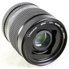 Camdiox 62mm 2:1 Macro Manual Focus Camera Lens for Nikon F Mount D7200 D500 D5