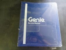Genie Lift GS-2032 & GS-2632 Service Manual