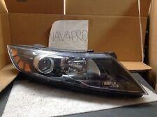 2011 2012 2013 Kia Optima Right Head Light Lamp 921024C000 #A538