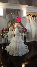 Morilee wedding dress 2810, has not left the shop, no alterations, size 10