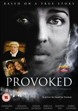 Provoked (Hindi DVD) (2006) (Language English) (Brand New Original DVD)
