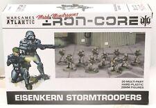 Wargames Atlantic WAAMM001 Eisenkern Stormtroopers (Iron-Core) Infantry Troopers